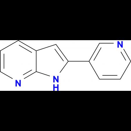 2-pyridin-3-yl-1H-pyrrolo[2,3-b]pyridine