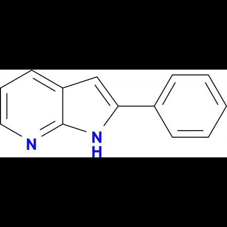 2-phenyl-1H-pyrrolo[2,3-b]pyridine