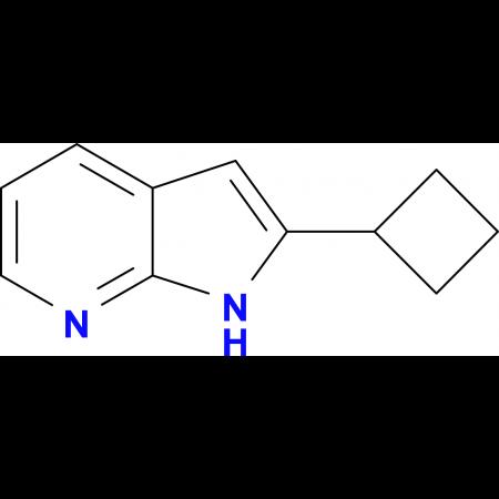 2-cyclobutyl-1H-pyrrolo[2,3-b]pyridine