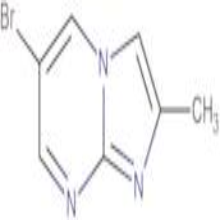 6-BROMO-2-METHYLIMIDAZO[1,2-A]PYRIMIDINE