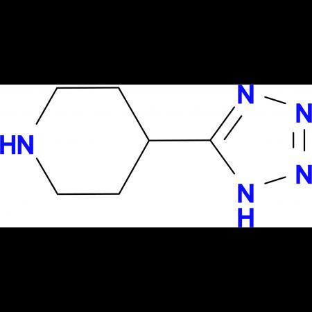4-(1H-TETRAZOL-5-YL)PIPERIDINE