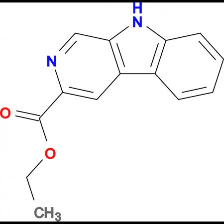 ETHYL 9H-PYRIDO[3,4-B]INDOLE-3-CARBOXYLATE