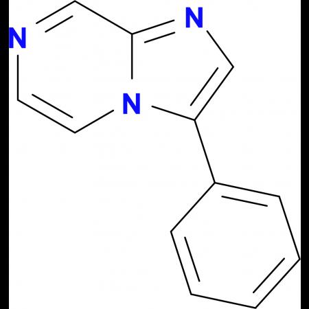 3-PHENYLIMIDAZO[1,2-A]PYRAZINE