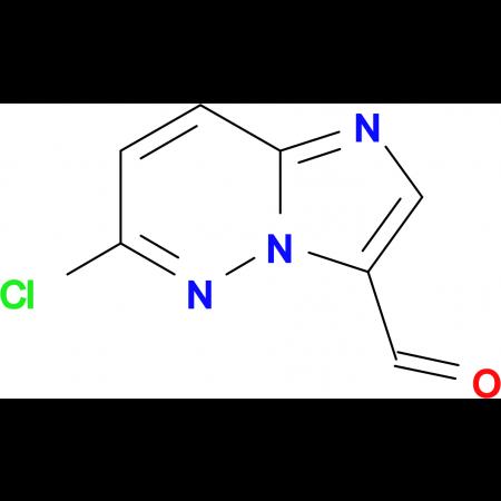 6-CHLOROIMIDAZO[1,2-B]PYRIDAZINE-3-CARBALDEHYDE