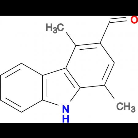 1,4-DIMETHYL-9H-CARBAZOLE-3-CARBALDEHYDE