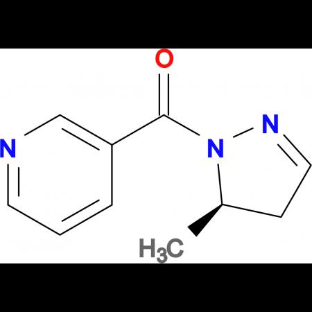 (R)-(5-METHYL-4,5-DIHYDRO-1H-PYRAZOL-1-YL)(PYRIDIN-3-YL)METHANONE