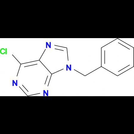 9-BENZYL-6-CHLOROPURINE
