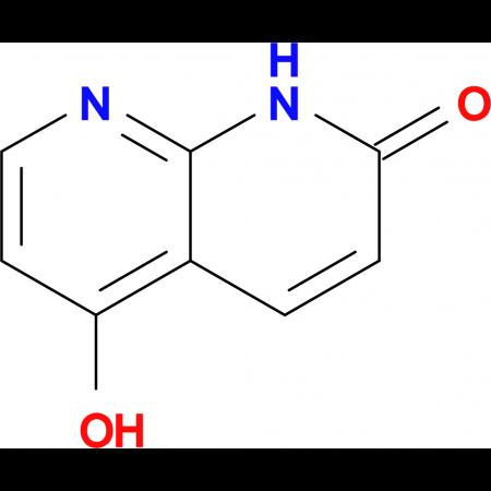 5-HYDROXY-1,8-NAPHTHYRIDIN-2(1H)-ONE