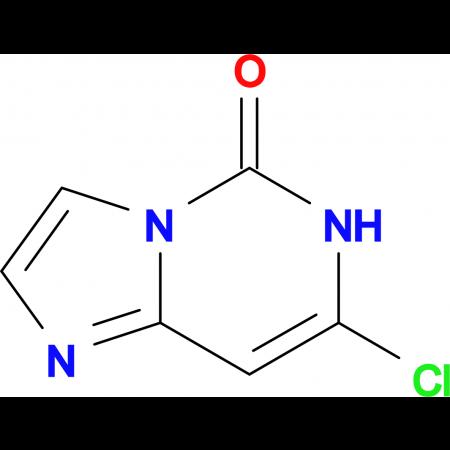 7-Chloroimidazo[1,2-c]pyrimidin-5(6H)-one