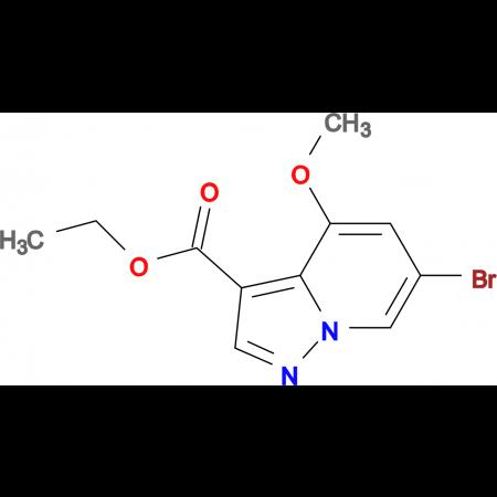 Ethyl 6-Bromo-4-methoxypyrazolo[1,5-A]pyridine-3-carboxylate