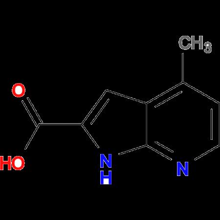 4-METHYL-1H-PYRROLO[2,3-B]PYRIDINE-2-CARBOXYLIC ACID