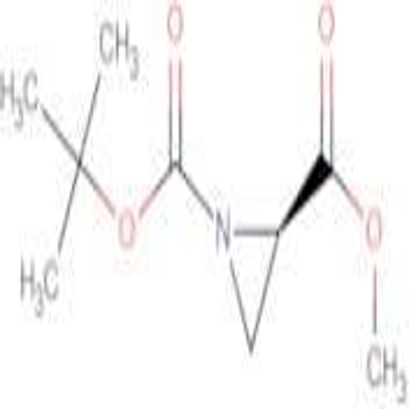 (R)-Methyl 1-N-BOC-aziridine-2-carboxylate
