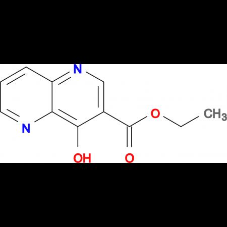 ETHYL 4-HYDROXY-1,5-NAPHTHYRIDINE-3-CARBOXYLATE