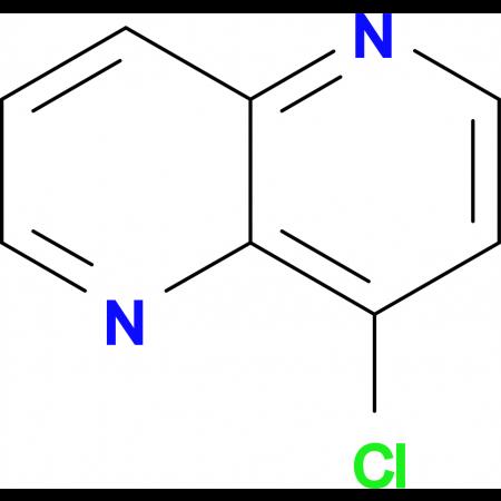 4-Chloro-1,5-naphthyridine