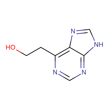 2-(9H-PURIN-6-YL)-ETHANOL