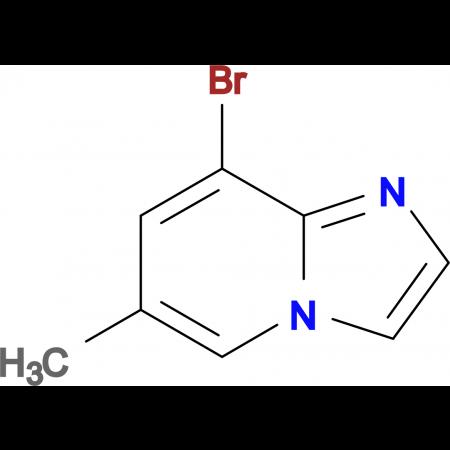8-BROMO-6-METHYLIMIDAZO[1,2-A]PYRIDINE