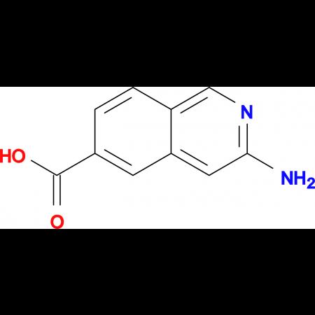 3-AMINOISOQUINOLINE-6-CARBOXYLIC ACID