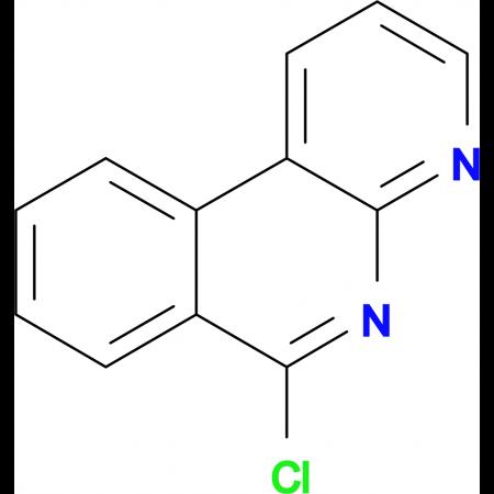6-CHLOROBENZO[C][1,8]NAPHTHYRIDINE