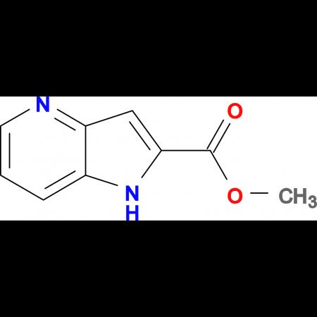 METHYL 1H-PYRROLO[3,2-B]PYRIDINE-2-CARBOXYLATE