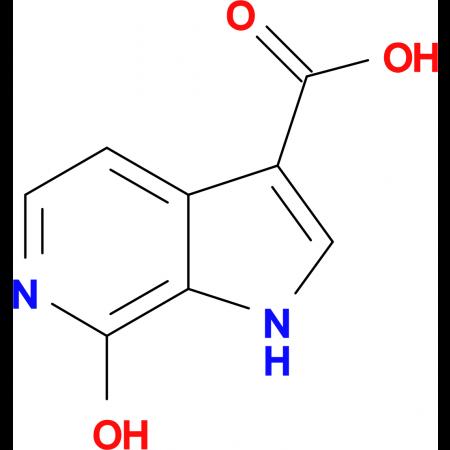 7-HYDROXY-1H-PYRROLO[2,3-C]PYRIDINE-3-CARBOXYLIC ACID