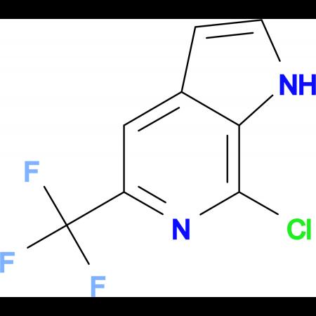 7-CHLORO-5-(TRIFLUOROMETHYL)-1H-PYRROLO[2,3-C]PYRIDINE