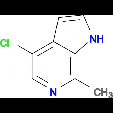 4-CHLORO-7-METHYL-1H-PYRROLO[2,3-C]PYRIDINE