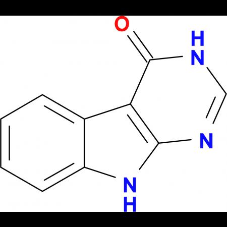 3H-PYRIMIDO[4,5-B]INDOL-4(9H)-ONE