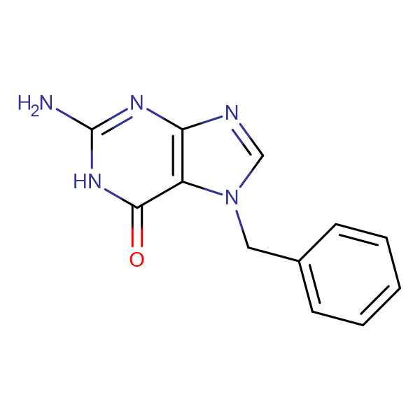 2-AMINO-7-BENZYL-1H-PURIN-6(7H)-ONE