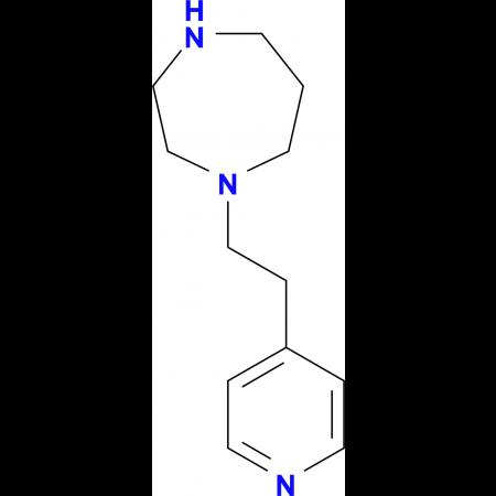 1-(2-pyridin-4-ylethyl)-1,4-diazepane