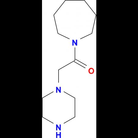 1-(piperazin-1-ylacetyl)azepane