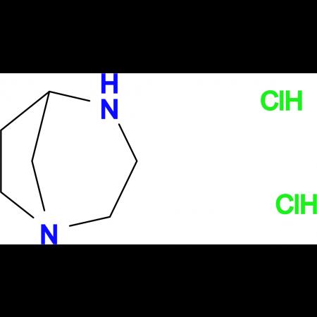 1,4-diazabicyclo[3.2.1]octane dihydrochloride