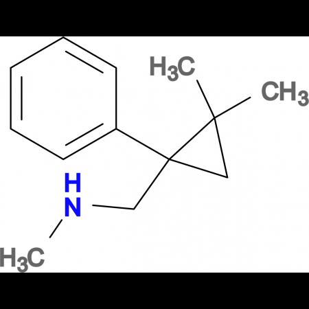 1-(2,2-dimethyl-1-phenylcyclopropyl)-N-methylmethanamine