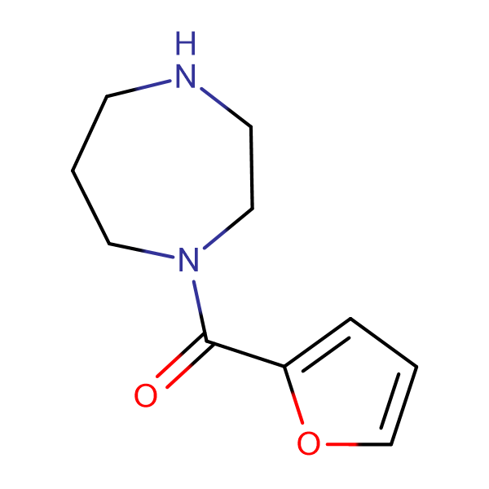 1-(2-furoyl)-1,4-diazepane