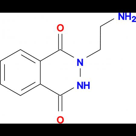 2-(2-aminoethyl)-2,3-dihydrophthalazine-1,4-dione