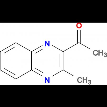 1-(3-Methylquinoxalin-2-yl)ethanone