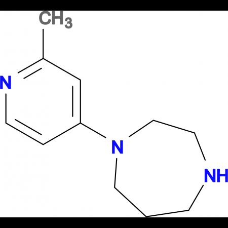 1-(2-methylpyridin-4-yl)-1,4-diazepane