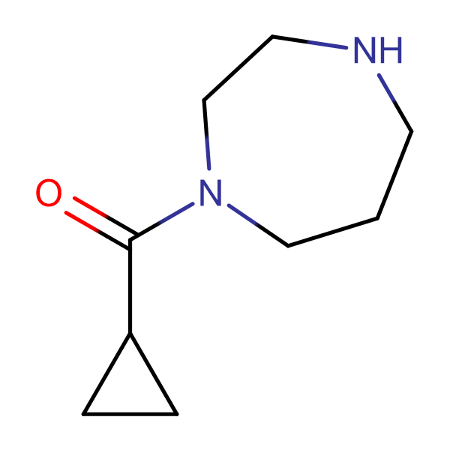 1-(cyclopropylcarbonyl)-1,4-diazepane