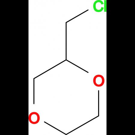 2-(chloromethyl)-1,4-dioxane