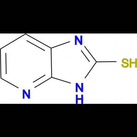 3H-imidazo[4,5-b]pyridine-2-thiol