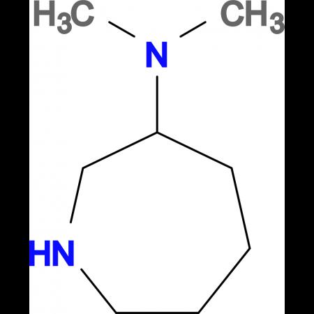 N,N-dimethyl-3-azepanamine