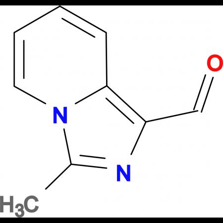 3-methylimidazo[1,5-a]pyridine-1-carbaldehyde