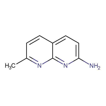 7-Methyl-1,8-naphthyridin-2-amine