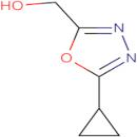 (5-cyclopropyl-1,3,4-oxadiazol-2-yl)methanol