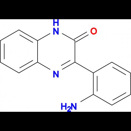 3-(2-aminophenyl)quinoxalin-2(1H)-one