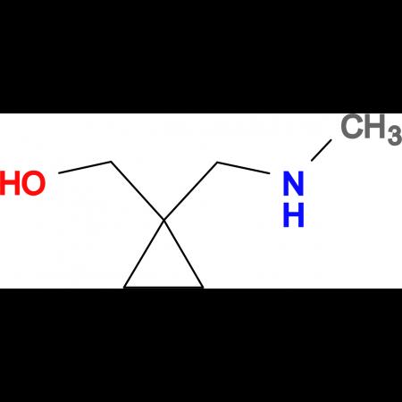 {1-[(methylamino)methyl]cyclopropyl}methanol
