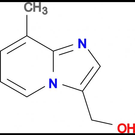 (8-methylimidazo[1,2-a]pyridin-3-yl)methanol