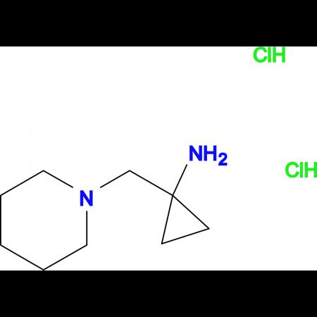 [1-(1-piperidinylmethyl)cyclopropyl]amine dihydrochloride
