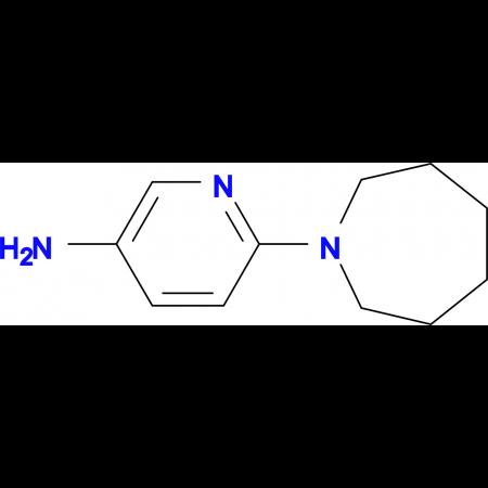 6-(1-azepanyl)-3-pyridinamine