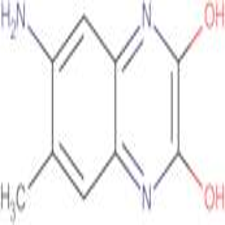 6-amino-7-methyl-2,3-quinoxalinediol