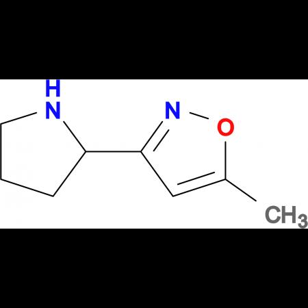 5-methyl-3-(2-pyrrolidinyl)isoxazole